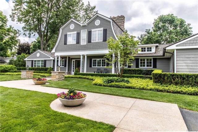 5420 Lauren Court, Bloomfield Twp, MI 48302 (#219005953) :: The Alex Nugent Team | Real Estate One