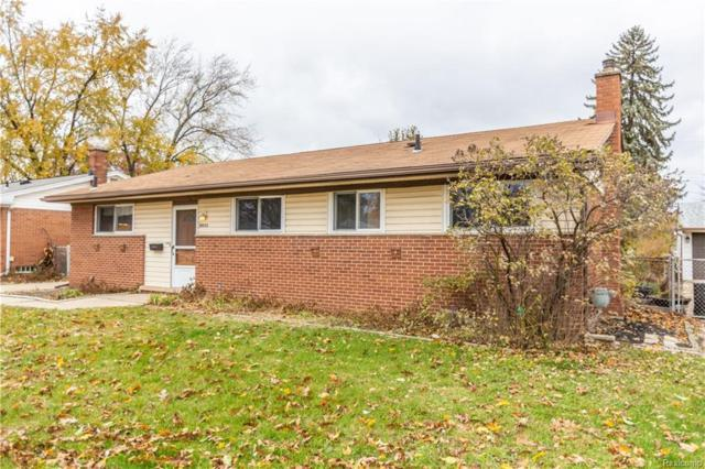 38022 Lyndon Street, Livonia, MI 48154 (#219005960) :: Duneske Real Estate Advisors