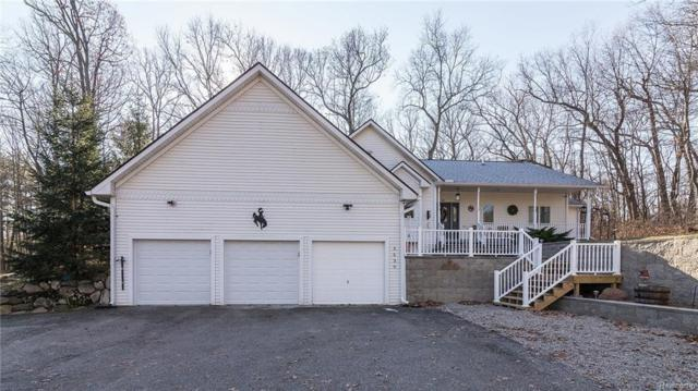 3539 Clyde Road, Highland Twp, MI 48442 (#219005961) :: RE/MAX Classic
