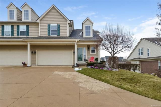 742 E Bluff Court, Rochester Hills, MI 48307 (#219005990) :: The Alex Nugent Team | Real Estate One