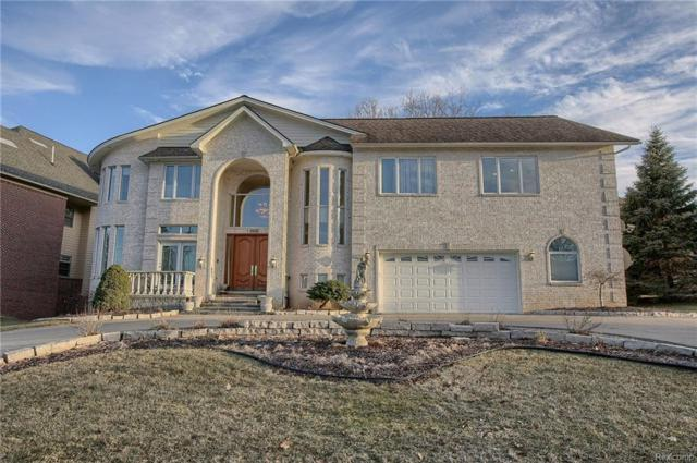 1406 Forest Bay Drive, Waterford Twp, MI 48328 (#219006007) :: RE/MAX Classic