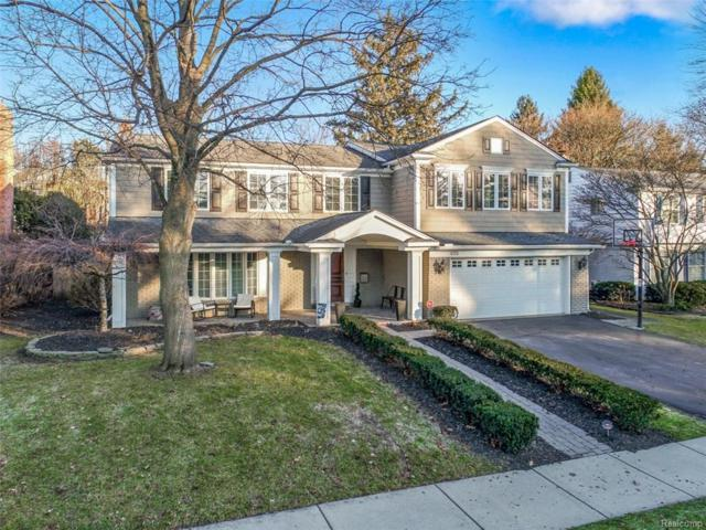 655 S Glenhurst Drive, Birmingham, MI 48009 (#219006045) :: The Alex Nugent Team | Real Estate One
