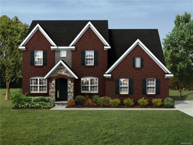 61973 Saddlecreek Drive, Lyon Twp, MI 48178 (#219006082) :: The Buckley Jolley Real Estate Team