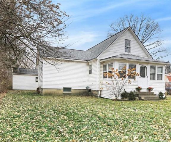 41130 E Ann Arbor Trail, Plymouth Twp, MI 48170 (#219006120) :: RE/MAX Classic