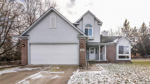 7803 Academy Court E, Waterford Twp, MI 48329 (#219006171) :: RE/MAX Classic