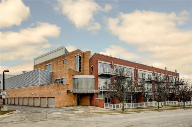 322 E Harrison Avenue #11, Royal Oak, MI 48067 (#219006186) :: The Alex Nugent Team | Real Estate One