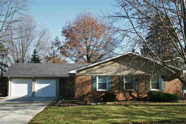 4996 Butler Dr, Troy, MI 48085 (#58031369172) :: The Alex Nugent Team | Real Estate One