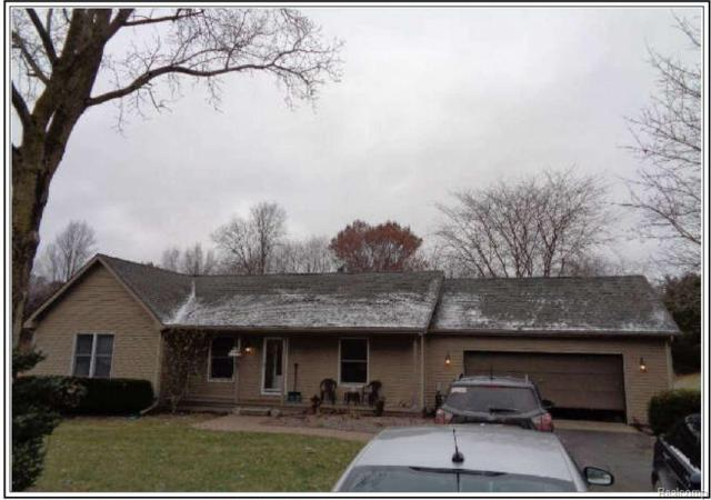 4960 Sierra Drive, Marion Twp, MI 48843 (#219006236) :: The Buckley Jolley Real Estate Team