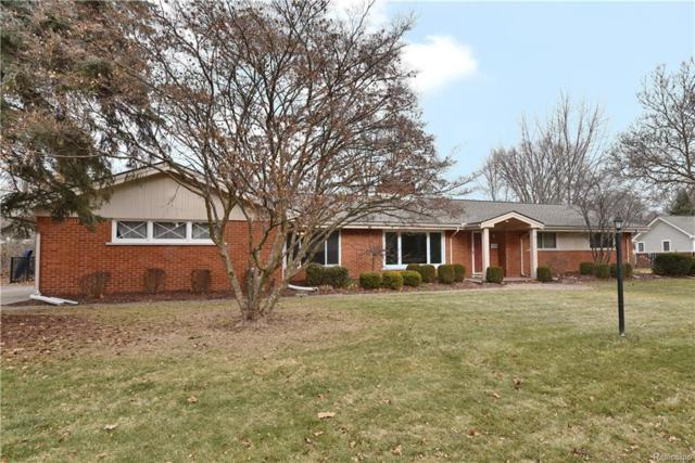 3150 Middlebury Lane, Bloomfield Twp, MI 48301 (#219006241) :: The Alex Nugent Team | Real Estate One