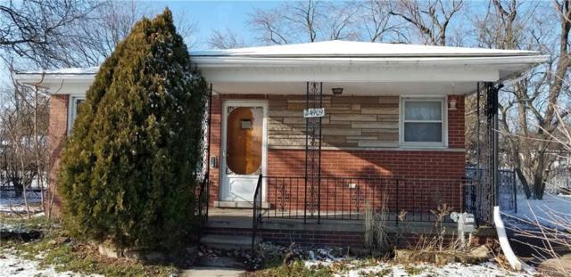 24909 Flower Avenue, Eastpointe, MI 48021 (#219006297) :: The Buckley Jolley Real Estate Team