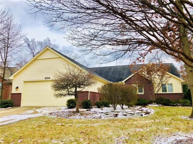 1556 S Shore Drive, Rochester Hills, MI 48307 (#219006300) :: The Alex Nugent Team | Real Estate One