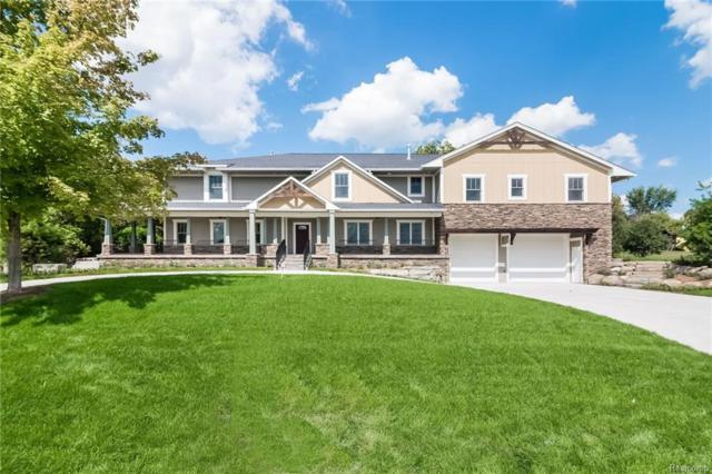 354 Olivewood Court, Oakland Twp, MI 48306 (#219006302) :: RE/MAX Classic