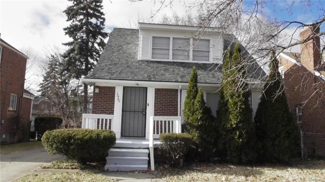 15785 Ferguson Street, Detroit, MI 48227 (#219006325) :: The Alex Nugent Team | Real Estate One