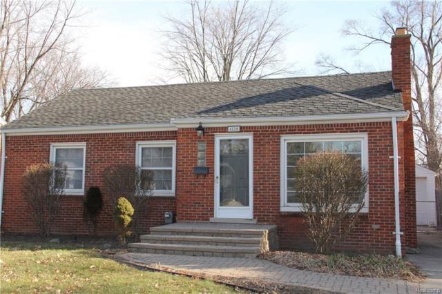4220 Elmwood Avenue, Royal Oak, MI 48073 (#219006337) :: The Alex Nugent Team | Real Estate One