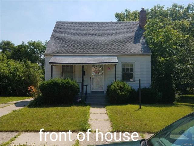 19956 Roselawn Street, Detroit, MI 48221 (#219006387) :: KNE Realty 360