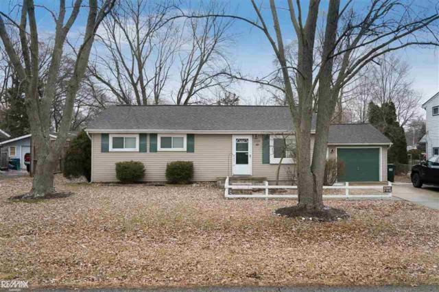 2455 Culbertson, Rochester Hills, MI 48307 (#58031369207) :: The Alex Nugent Team | Real Estate One