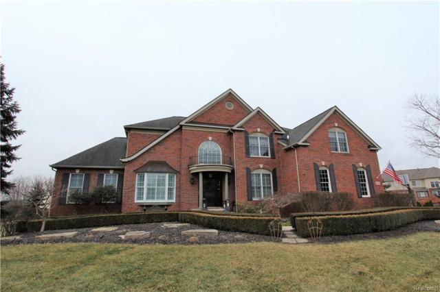50529 Eagles Nest, Northville Twp, MI 48168 (#219006402) :: RE/MAX Classic