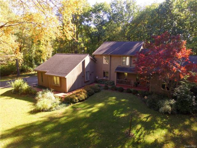 6450 Little Creek Rd, Rochester Hills, MI 48306 (#219006419) :: The Alex Nugent Team | Real Estate One