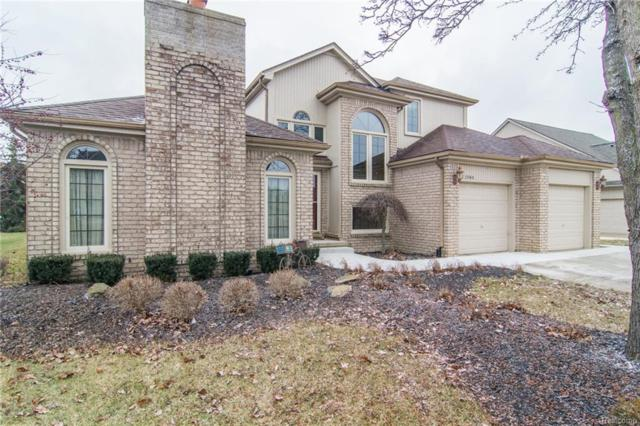13940 Thames Drive, Shelby Twp, MI 48315 (#219006420) :: The Alex Nugent Team   Real Estate One