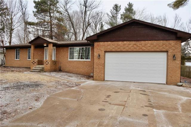 11801 24 MILE Road, Shelby Twp, MI 48315 (#219006435) :: The Alex Nugent Team   Real Estate One