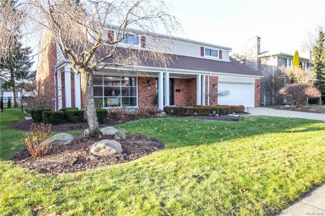 19811 Wedgewood Drive, Grosse Pointe Woods, MI 48236 (#219006441) :: RE/MAX Classic
