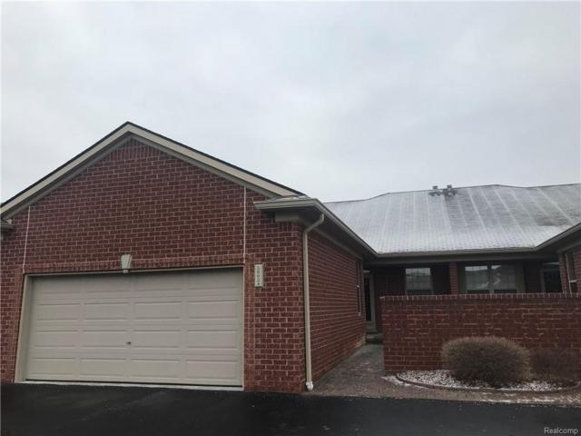 50024 Ludwig Court, Shelby Twp, MI 48317 (#219006461) :: The Alex Nugent Team   Real Estate One