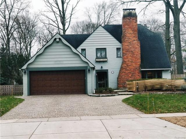 824 Wimbleton Drive, Birmingham, MI 48009 (#219006501) :: The Alex Nugent Team | Real Estate One