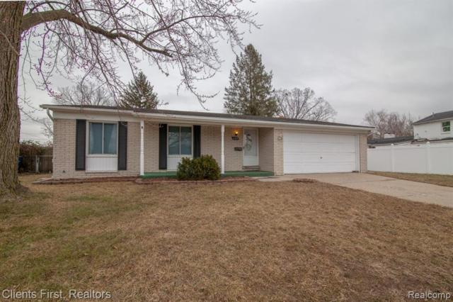 489 S Carlson Street, Westland, MI 48186 (#219006517) :: The Buckley Jolley Real Estate Team