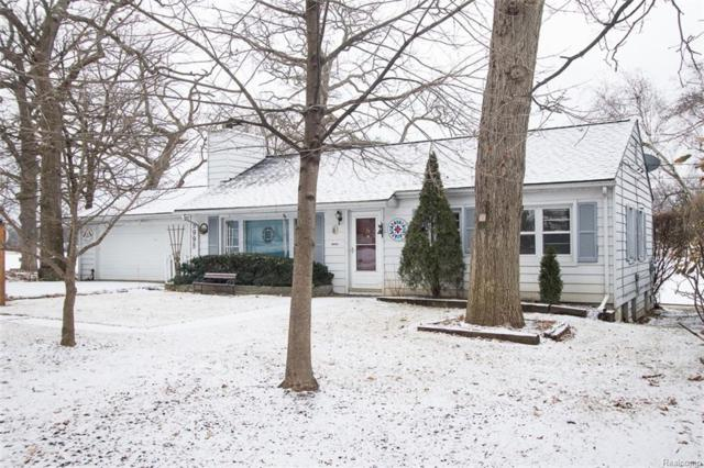 5995 Rowley Boulevard, Waterford Twp, MI 48329 (#219006578) :: RE/MAX Classic