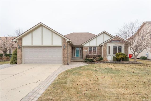 19606 Stratford Drive, Macomb Twp, MI 48044 (#219006643) :: The Alex Nugent Team | Real Estate One