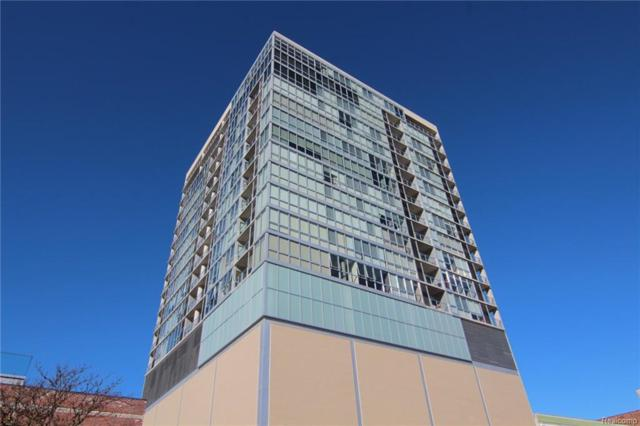 432 S Washington Avenue #1604, Royal Oak, MI 48067 (#219006681) :: The Alex Nugent Team | Real Estate One
