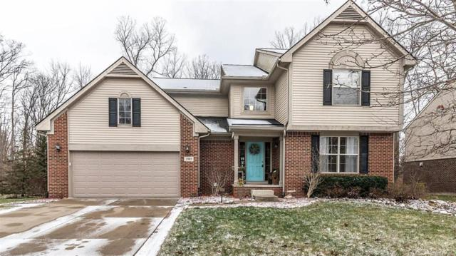 2985 Tall Oak Lane, Canton Twp, MI 48188 (#543262395) :: RE/MAX Classic