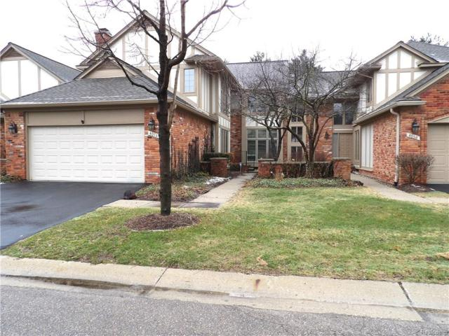 4076 Willoway Place Drive #15, Bloomfield Twp, MI 48302 (MLS #219006690) :: The Toth Team