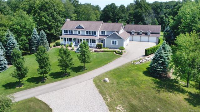 2716 Lake George Road, Addison Twp, MI 48367 (#219006694) :: The Buckley Jolley Real Estate Team