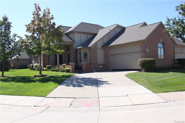 54597 Marissa Crt #8, Shelby Twp, MI 48316 (#219006724) :: The Alex Nugent Team   Real Estate One