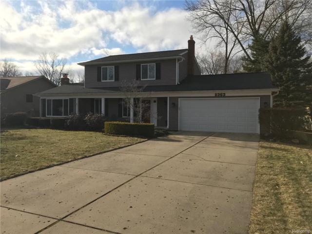 2363 Pine Orchard Drive, Waterford Twp, MI 48329 (#219006759) :: RE/MAX Classic