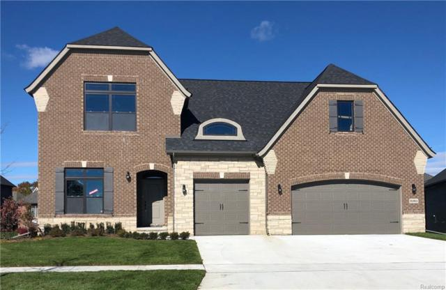 21911 E Majestic Drive, Macomb Twp, MI 48044 (#219006771) :: The Alex Nugent Team | Real Estate One