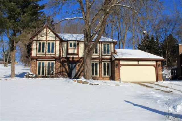 42672 Steepleview Street, Northville Twp, MI 48168 (#219006777) :: RE/MAX Classic