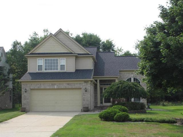 3840 Briarbrooke, Oakland Twp, MI 48306 (#50100005321) :: The Alex Nugent Team   Real Estate One