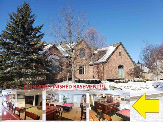 645 Appoline Court, Rochester Hills, MI 48307 (#58031369368) :: The Alex Nugent Team | Real Estate One
