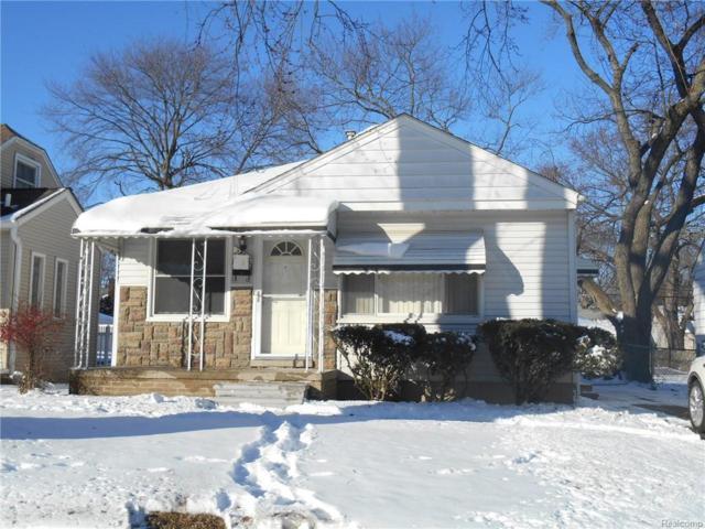 24636 Penn Street, Dearborn, MI 48124 (#219006965) :: RE/MAX Classic
