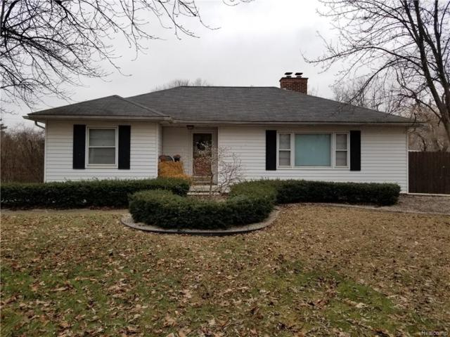 11845 & 11847 Brownell Avenue, Plymouth Twp, MI 48170 (#219006976) :: RE/MAX Classic