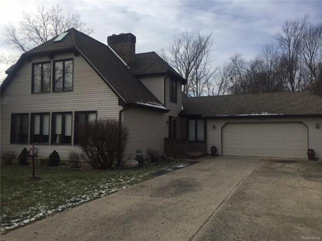1231 Mill Creek Road, Flint Twp, MI 48532 (#219006984) :: The Buckley Jolley Real Estate Team