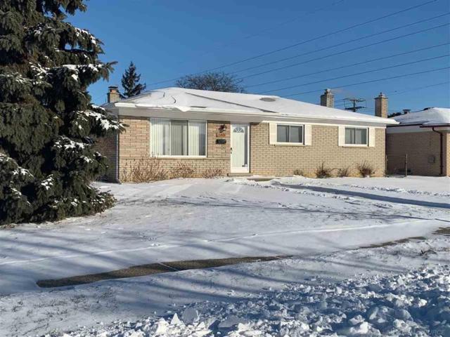 13919 Valusek, Sterling Heights, MI 48312 (#58031369394) :: The Alex Nugent Team | Real Estate One