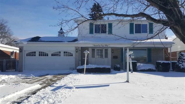 32450 Lancaster, Warren, MI 48088 (#58031369395) :: The Alex Nugent Team | Real Estate One