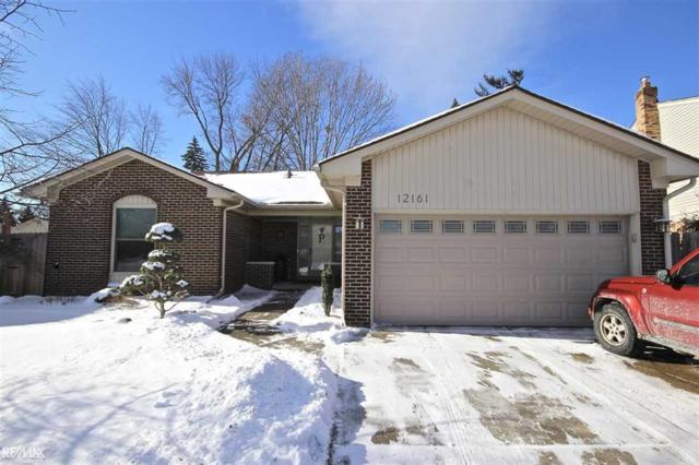 12161 Prairie Dr, Sterling Heights, MI 48312 (#58031369396) :: The Alex Nugent Team | Real Estate One