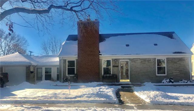 22931 Oakwood, Eastpointe, MI 48021 (#219006996) :: The Alex Nugent Team | Real Estate One