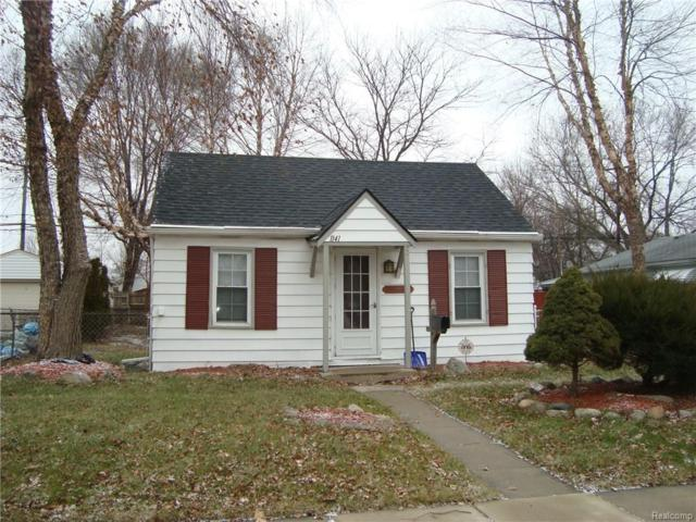 1141 E Rowland Avenue, Madison Heights, MI 48071 (#219006997) :: The Alex Nugent Team | Real Estate One