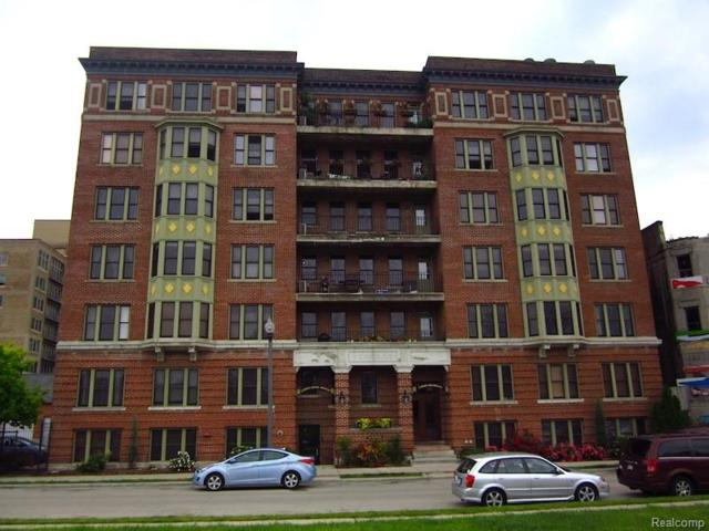 78 Watson Street #15, Detroit, MI 48201 (#219007000) :: The Alex Nugent Team | Real Estate One