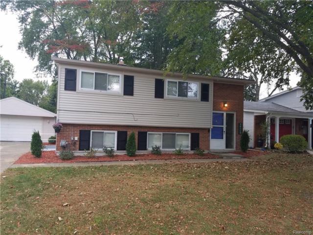 30113 Bretton Street, Livonia, MI 48152 (#219007012) :: The Alex Nugent Team | Real Estate One